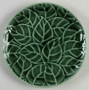Jade Leaves Pier 1 Imports  8 Pcs. Setting  **Reduced AGAIN** London Ontario image 1