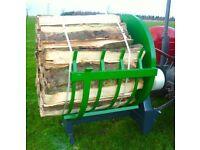 Log Bundler / Billet Bundler, 1m3, hydraulic rotation