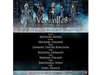 VERSAILLES LIVE AT O2 ACADEMY ISLINGTON, LONDON