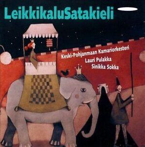 Classical Music For Children - Keski-Pohjanmaan Chamber Orchestra (2010, CD NEW)