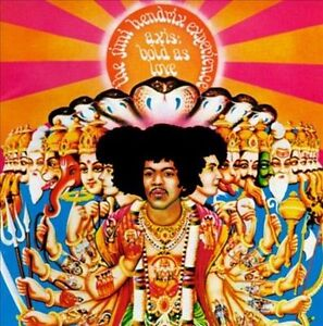 Axis: Bold as Love [Remaster] by Jimi Hendrix/The Jimi Hendrix Experience (CD, A