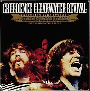 CREEDENCE-CLEARWATER-REVIVAL-Chronicle-CD-NEW-20-Greatest-Hits-Best-John-Fogerty
