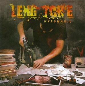 Hypomanic * by Leng Tch'e (CD, May-2010, Season of Mist)