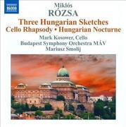 Miklos Rozsa CD