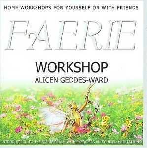 Faerie Workshop CD  by Geddess-Ward Alicen