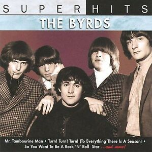 The Byrds : Super Hits CD