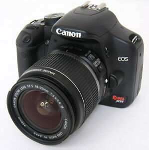 Selling Canon Rebel XSi (price negotiable)