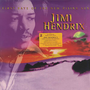 Jimi Hendrix-First Rays Of The New Rising Sun(2 lps/new) + more