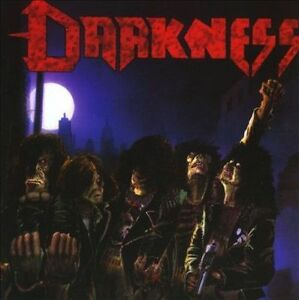 Death Squad by Darkness (CD, Oct-2005, Battle Cry)