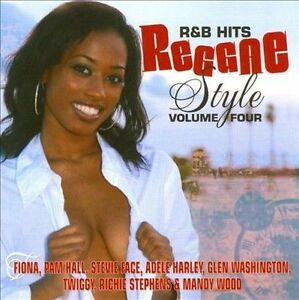NEW R&B Hits Reggae Style 4 (Audio CD)