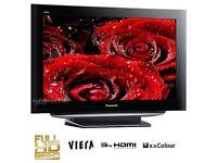 "CRISTAL CONDITION,37""LCD PANASONIC Full HD 1080P+freeveiw inbuilt"