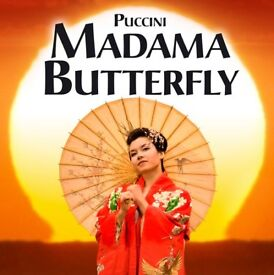 Opera International presents an Ellen Kent Production: Madama Butterfly