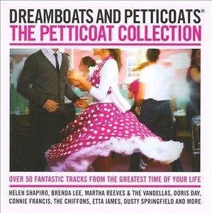 NEW-Dreamboats-amp-Petticoats-Petticoat-Collection-Audio-CD