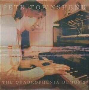 "Pete Townshend The Quadrophenia Demos 2 10"" Vinyl RSD 2012"