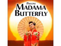 Opera International presents an Ellen Kent Production: Madama Butterfly on April 26, 2018