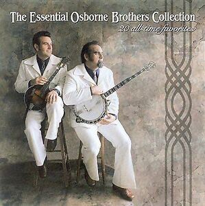 Osborne Brothers- Essential Collection (CMH 8624 NEW CD)