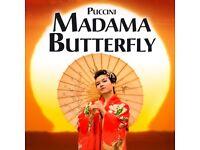 Opera International presents an Ellen Kent Production: Madama Butterfly on April 21, 2018