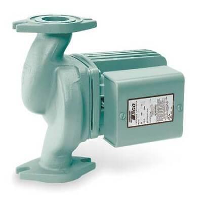 Taco 0012-f4-1 Hot Water Circulator Pump18 Hp