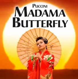 Opera International presents an Ellen Kent Production: Madama Butterfly on March 30, 2018