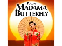 Opera International presents an Ellen Kent Production: Madama Butterfly on April 20, 2018