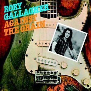 RORY GALLAGHER Against The Grain CD BRAND NEW Bonus Tracks Digipak