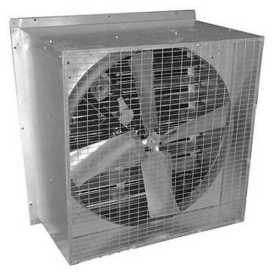 Dayton 44yu09 Exhaust Fan Slantwall 36in Belt Drive
