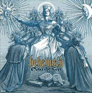 Behemoth-Evangelion CD NEW
