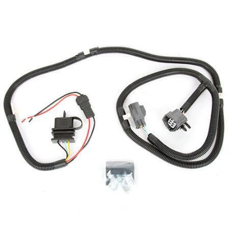 2006 Jeep Wrangler Trailer Wiring Harness