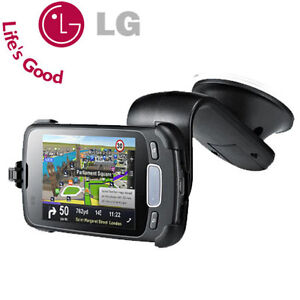 GENUINE LG OPTIMUS ONE P500 SCS-320 CAR HOLDER CHARGER