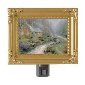 Thomas Kinkade Painting Painter Of