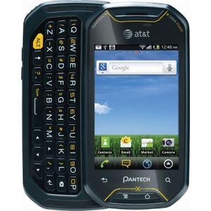 PANTECH-CROSSOVER-P8000-AT-T-SMARTPHONE-BLACK-QWERTY-KEY-TOUCH-SCREEN-ANDROID