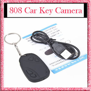 Car-Key-808-Micro-Mini-Hidden-Camera-Digital-Video-Audio-Recorder-DVR-Camcorder