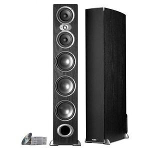 ONE-RTi-A9-RTiA9-BLACK-Tower-Loudspeaker-Polk-Audio