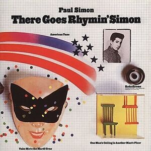 PAUL-SIMON-There-Goes-Rhymin-Simon-CD-NEW-Expanded-Remastered-Bonus-Tracks