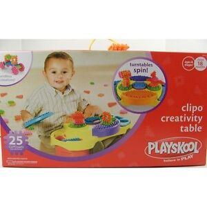 Playskool Clipo Creativity Table Kitchener / Waterloo Kitchener Area image 1