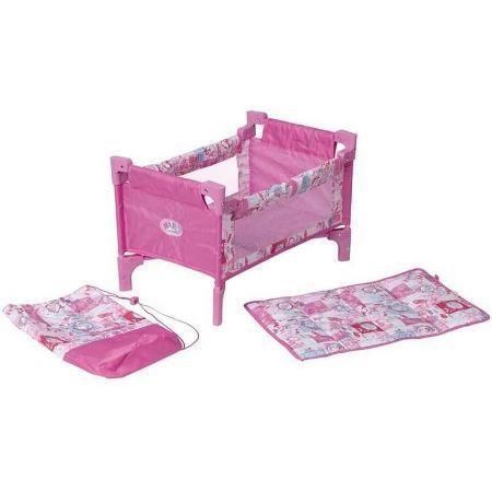 baby born puppenbett ebay. Black Bedroom Furniture Sets. Home Design Ideas