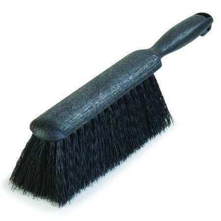 CARLISLE 3625803 Polypropylene Counter Brush,PPY Bristles,Blck,8in,PK12,