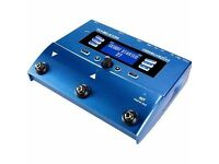 TC Helicon Voicelive Play Effects Pedal For Live Vocal Performances / Harmony