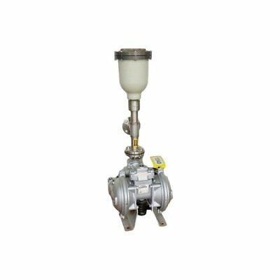 Used 1-12 Stainless Warren Rupp Sandpiper Diaphragm Pump - Sb1