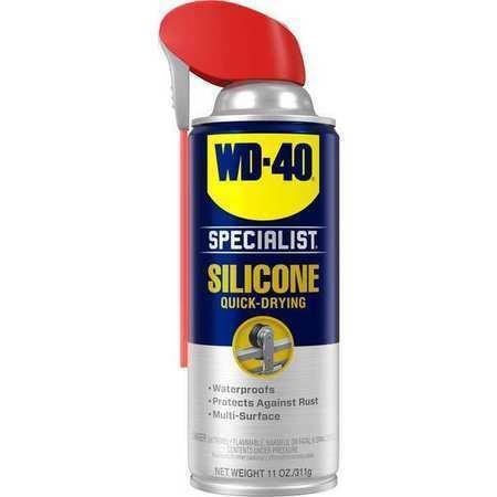 Wd-40 Specialist 300012 Silicone Lubricant, Aerosol Can, 11 Oz.