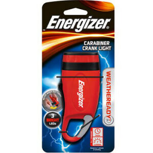Energizer Flashlights (Lantern, Crank Light, Compact 2in1) *NEW*