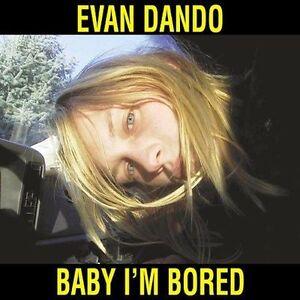 Baby I'm Bored by Evan Dando (CD, Apr-2003, Bar/None Records)