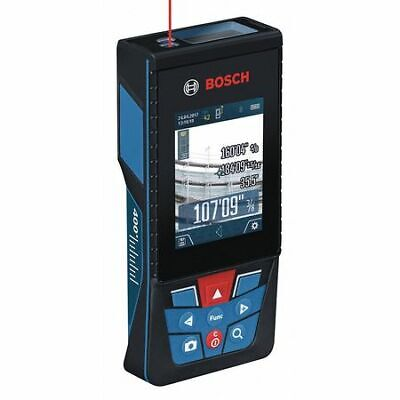 Bosch Glm 400 Cl 400 Ft. Lithium-ion Laser Distance Meter With Camera