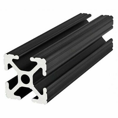 8020 1010-black-72 Framing Extrusiont-slotted10 Series