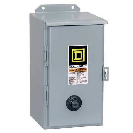 Square D By Schneider Electric 8536SBA2V02S Magnetic Motor