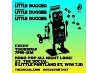 Bugged Out's Little Bugger on June 22, 2017