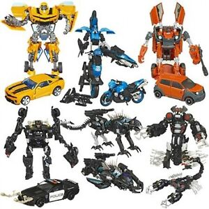 Looking for transformers movie and tv show toys