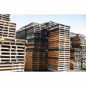 Aus Pallets and Recycling