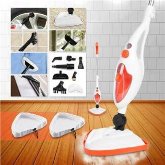 10-in-1 Steam Cleaning Mop