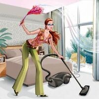 Marlene's cleaning service!